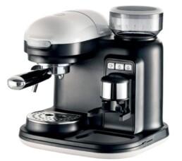 Ariete Moderna er en prisvenlig espressomaskine med kværn.