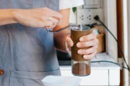Manuel kaffekværn